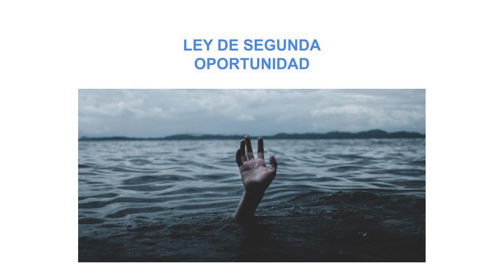 La Ley de Segunda Oportunidad 0 (0)
